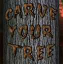 Carve a Tree