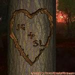 Proof of Love between JG and SL