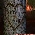 Proof of Love between AFC and AJB