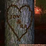Proof of Love between JON and RA