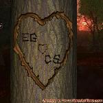 Proof of Love between EG and CS