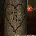 Proof of Love between AMW and JJW