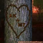 Proof of Love between AK and MT