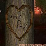 Proof of Love between AMZ and JEZ
