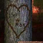 Proof of Love between ENF and RBN