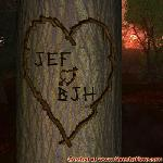 Proof of Love between JEF and BJH