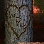 Proof of Love between VAL and KEN