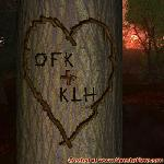 Proof of Love between OFK and KLH