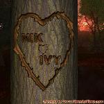 Proof of Love between NIK and IVY